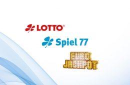 Lotto, Spiel77, Eurojackpot