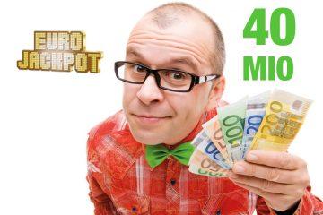 Mann Geld EuroJackpot