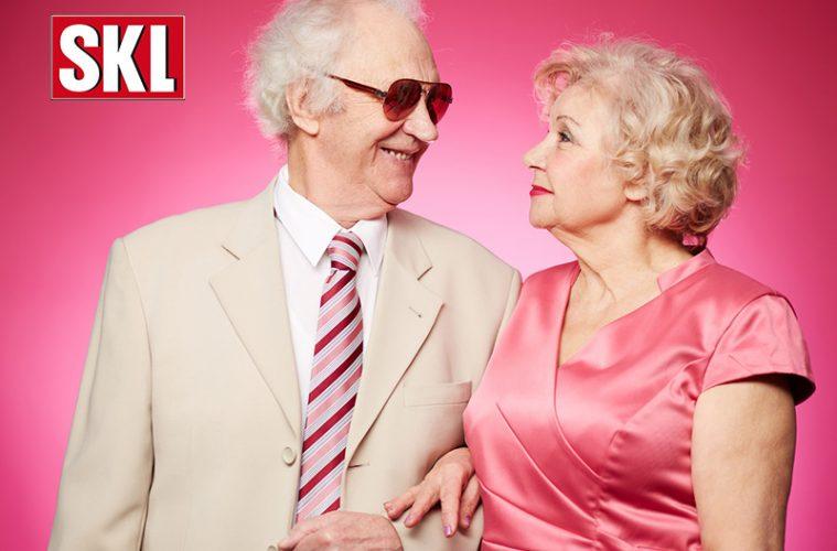 altes Ehepaar
