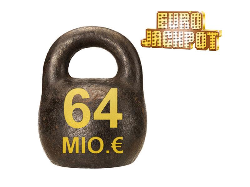 eurojackpot heute zahlen