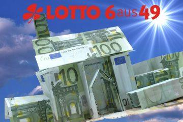 Ein neues Haus für Lotto-Millionär