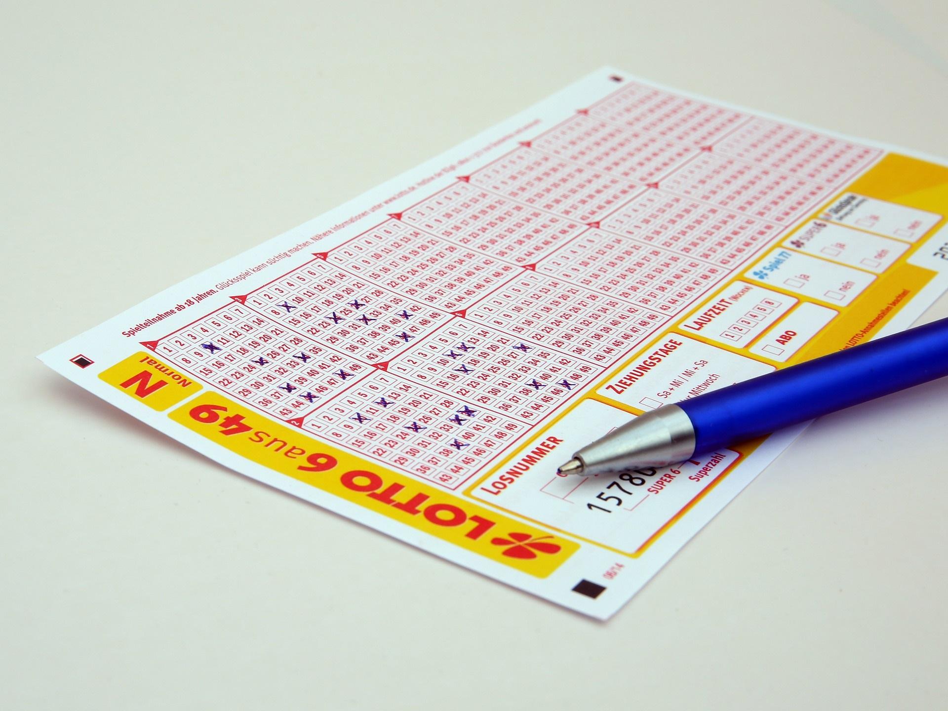 Lottoschein zu spät abgegeben