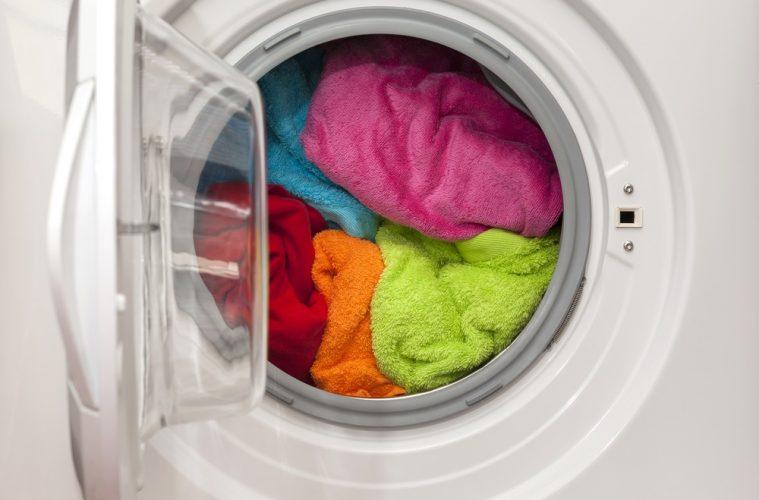 Lottoschein landet in der Waschmaschine