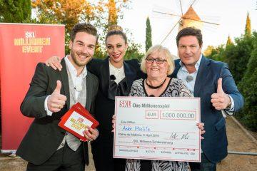 Gewinner des SKL-Millionen-Events auf Mallorca