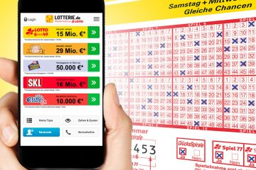 lotterie vergleich