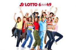 Zwangsausschüttung bei Lotto 6aus49