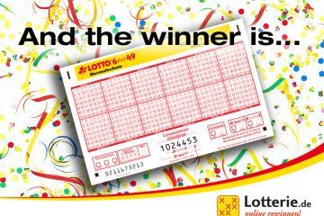 Lotto schlägt Aktie
