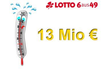 Millionen-Fieber Lotto 6aus49