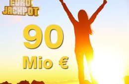 90-Millionen-Eurojackpot geht nach Tschechien