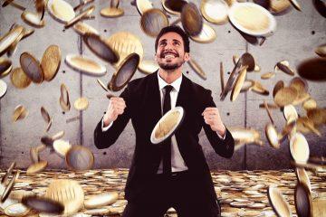 Gewinner im Geldregen