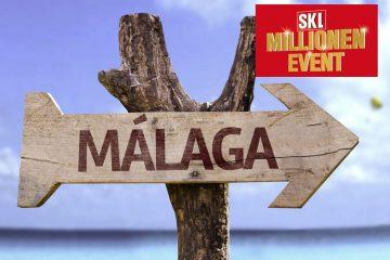 SKL-Millionen-Event in Málaga