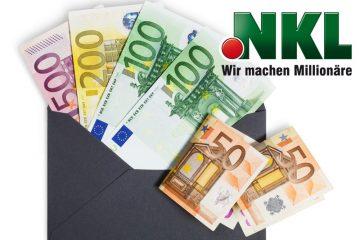 Geldbörse mit 1000 Euro