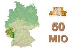 Deutschlandkarte Pfalz