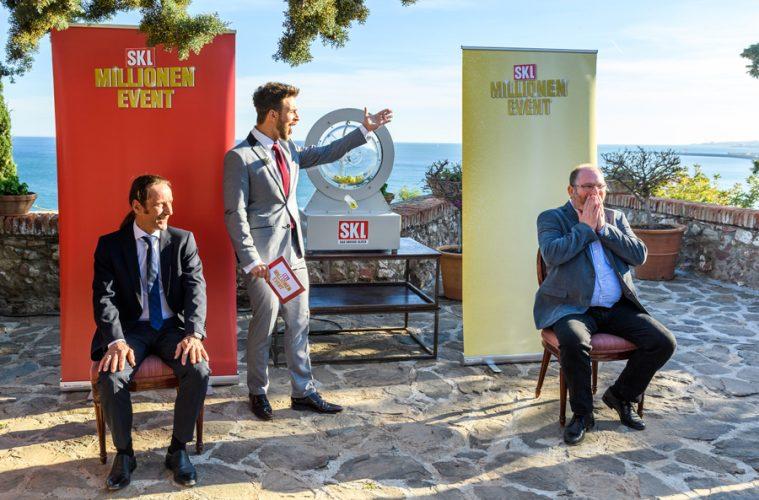 SKL-Millionen-Event Málaga Ralf Deuring