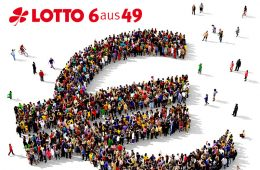 Menschen formen Eurozeichen