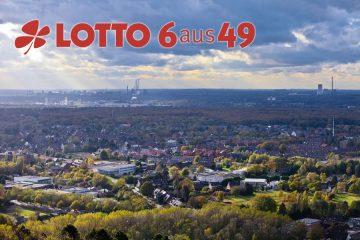 Nordrhein-Westfalen mit neuem Lotto-Millionär