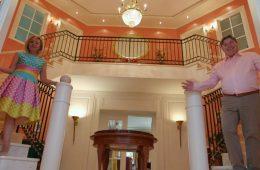 Villa Medici der SKL-Millionärin Vesna Vekic