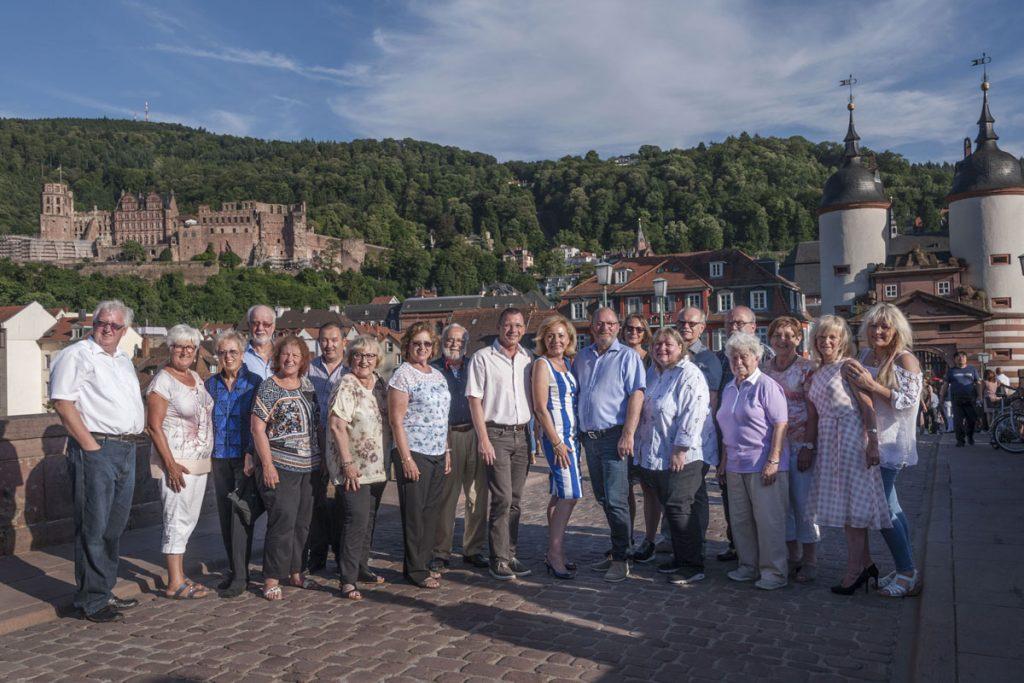 SKL-Millionärs-Club Treffen in Heidelberg
