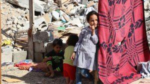 Kinder im Gazastreifen