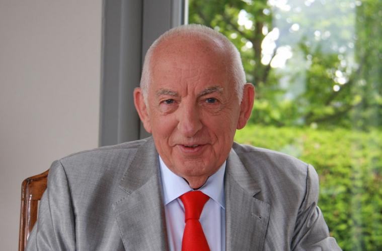 Lotto-Experte Hubert Hennes