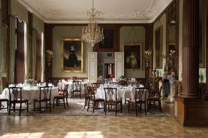 Grüner Salon im Schlosshotel Kronberg