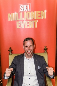 Timo Ullrich SKL-Millionär 2018