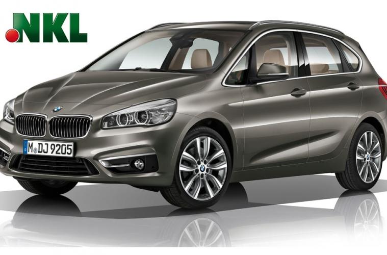 NKL-Sachgewinn BMW 2er Active Tourer