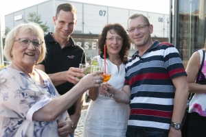 SKL-Millionäre beim SKL-Millionärsclub-Treffen in Bremen
