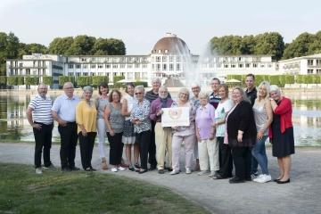 SKL-Millionäre bei Millionärsclub-Treffen in Bremen