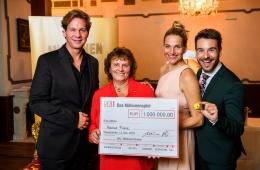 Monika Platz gewinnt 1 Million €