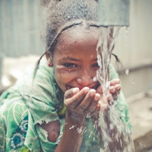 Sauberes Trinkwasser in Äthiopien