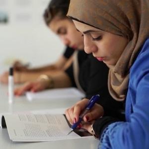Online-Studium für Flüchtlinge