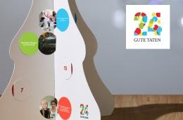 Lotterie.de spendet für 24-gute-Taten Adventskalender