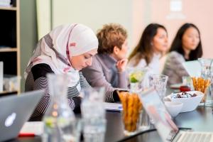 Bewerbungs-Workshops für Geflüchtete in Deutschland