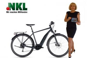 E-Bike, SKL-Millionärin Vesna Vekic,