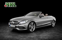NKL-Sachgewinn Mercedes C-Klasse Cabriolet