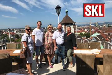 Vesna Vekic und weitere SKL-Millionäre treffen sich in Freiburg
