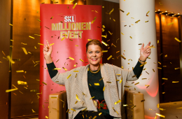 SKL Millionen-Event: Doris Schardts Millionen-Glück