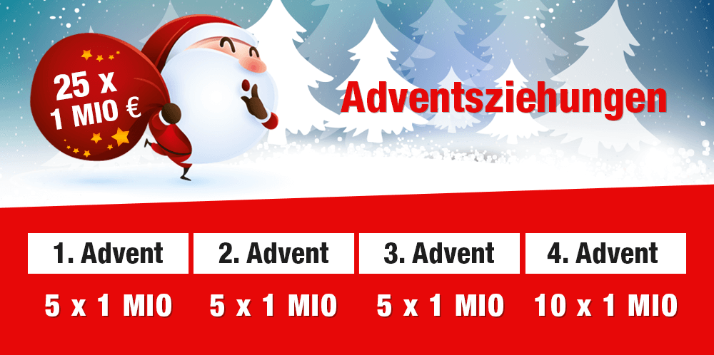 1. Advent Sonderziehung